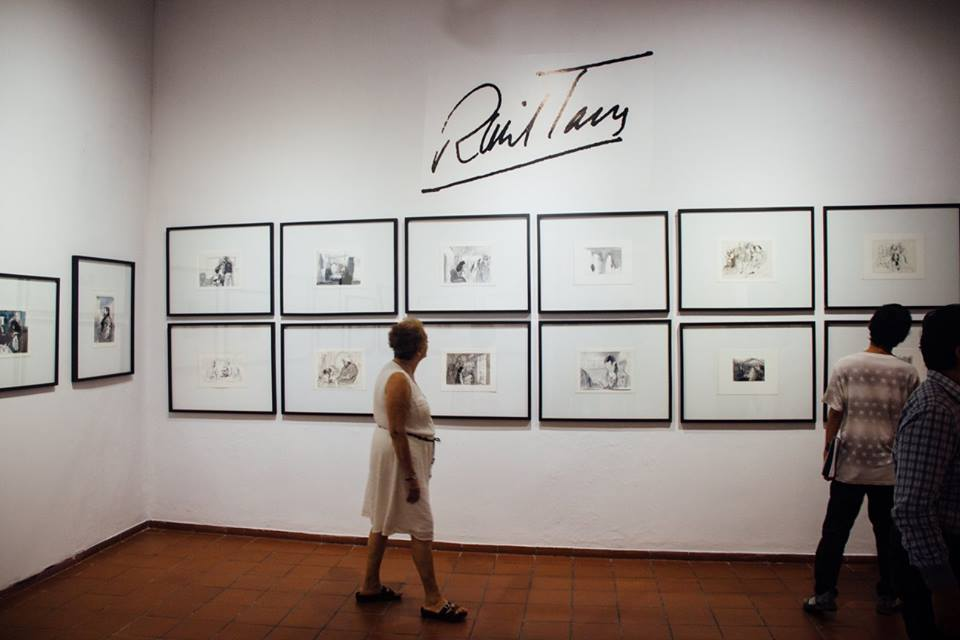 Raúl Lara, inédito