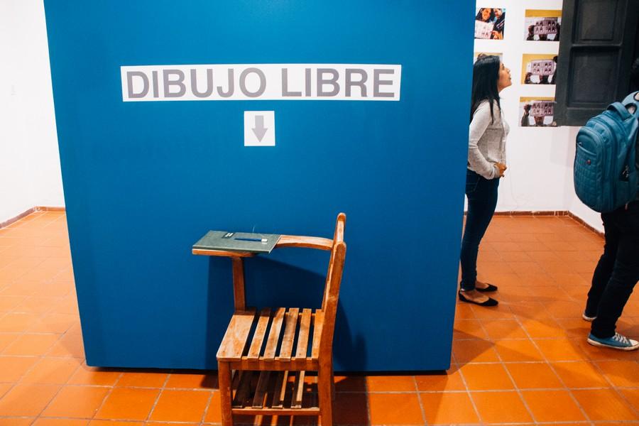 DIBUJO LIBRE, de Eduardo Ribera Blue Box