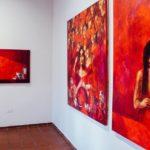 Rojo y oro, de Ejti Stih