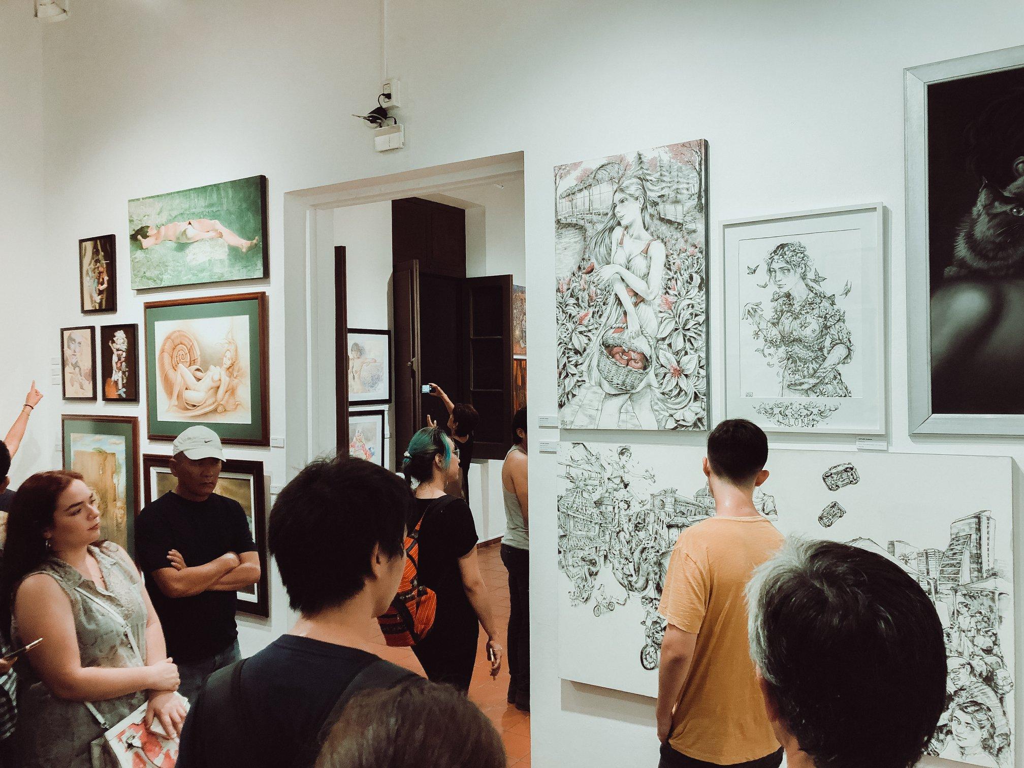 Exposición 55